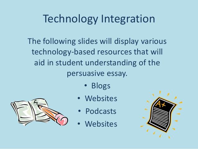 Technology in todays world essay - tcrl ru