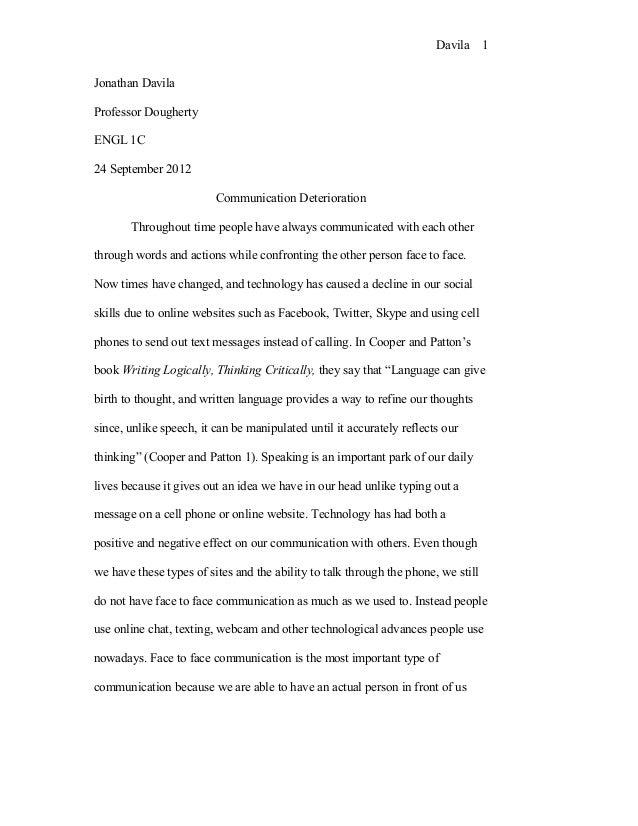 quote essay