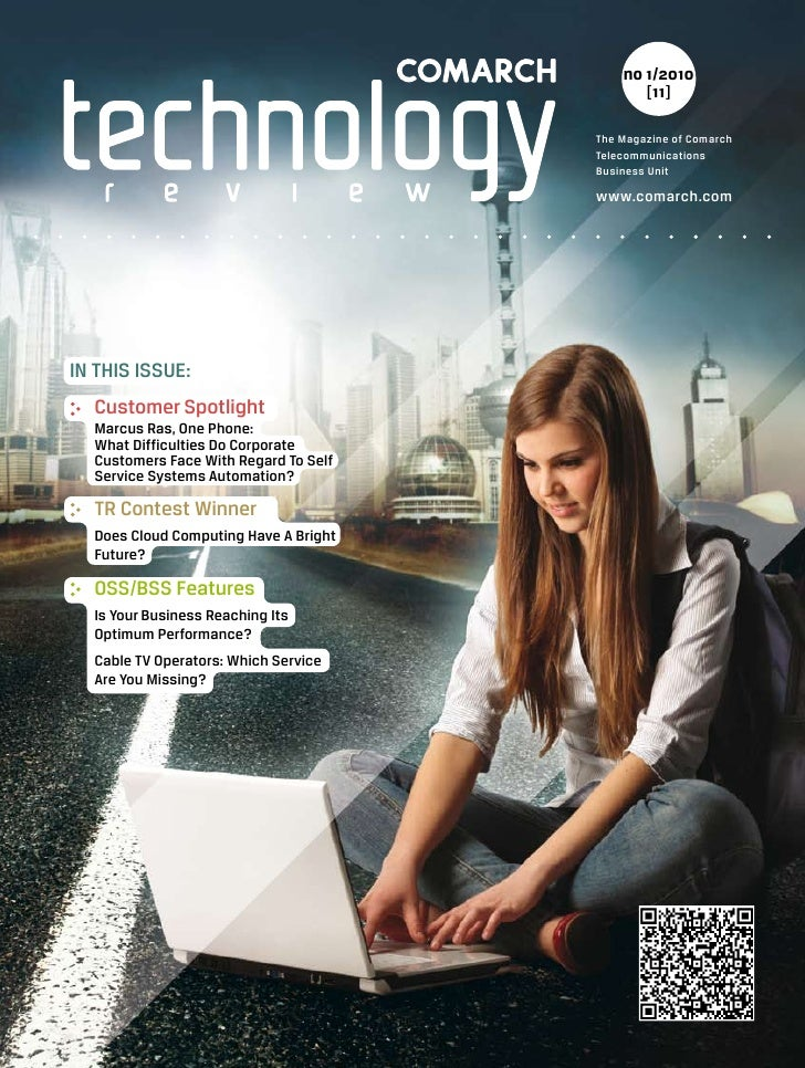 Comarch Technology Review 2010/01