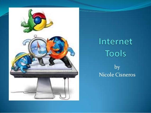 Internet Tools Presentation at Gavilan College LAS Division Meeting