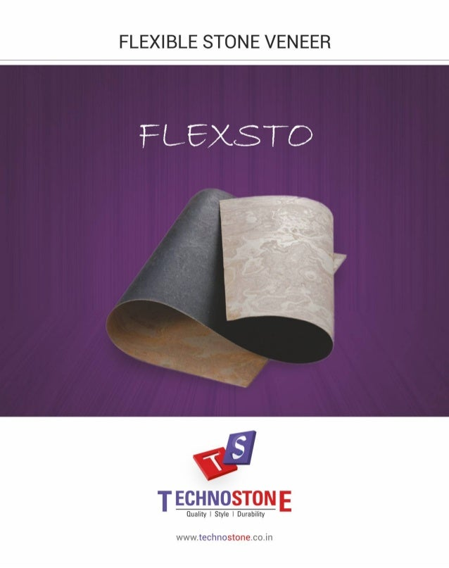 Flexible Stone Veneer : Technostone flexible stone veneer