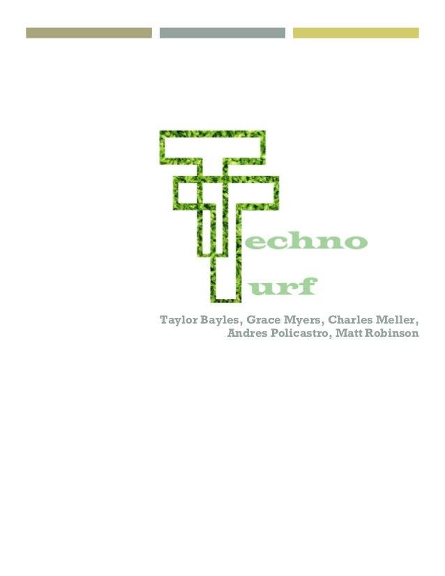 Technoturf