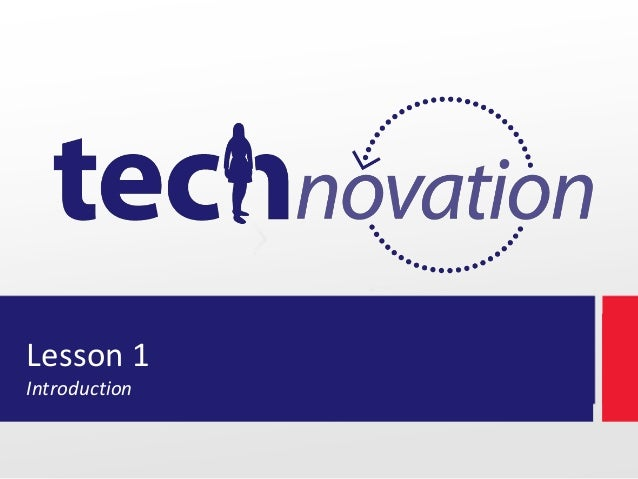 Technovation challenge Workplan for week 1