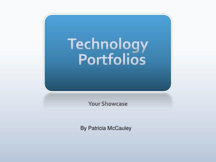 Tech portfoliorev