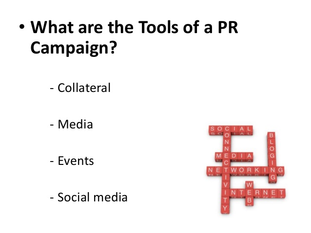Building a PR campaign: two case studies - SlideShare
