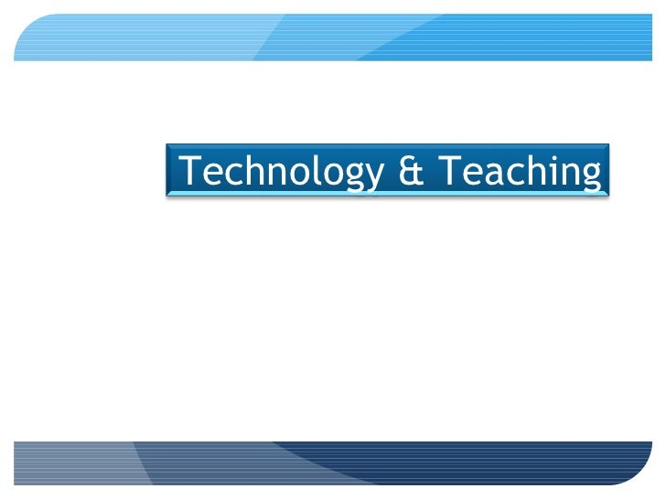 Is investing in technology having an impact on the education of our students? Why plan for professional development involv...