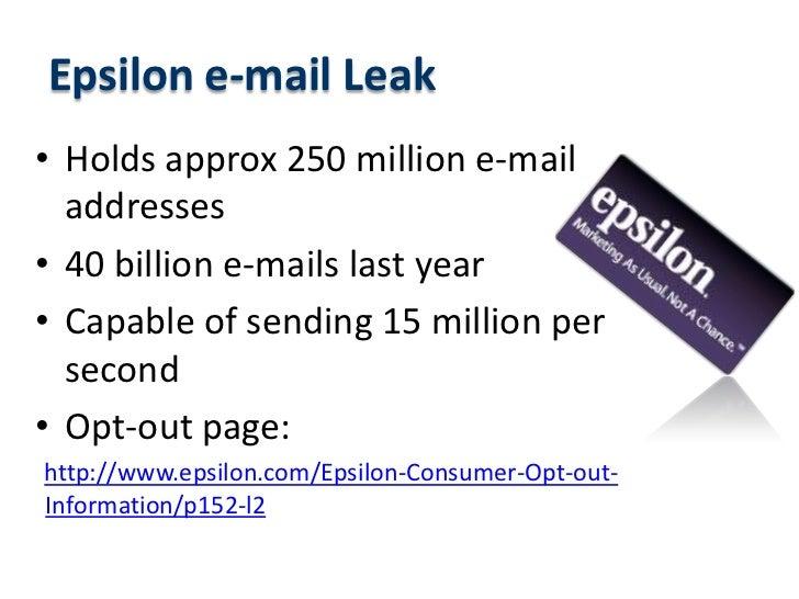 Current News<br />Epsilon e-mail leak<br />Security Tips<br />Software update<br />Free AV/Cleanup programs<br />Social Me...