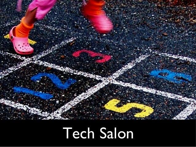 Tech Salon Twitter TL Meeting 2012