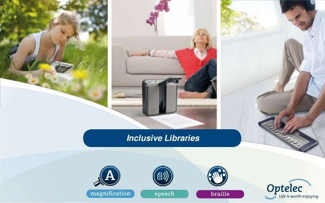 Inclusive Libraries