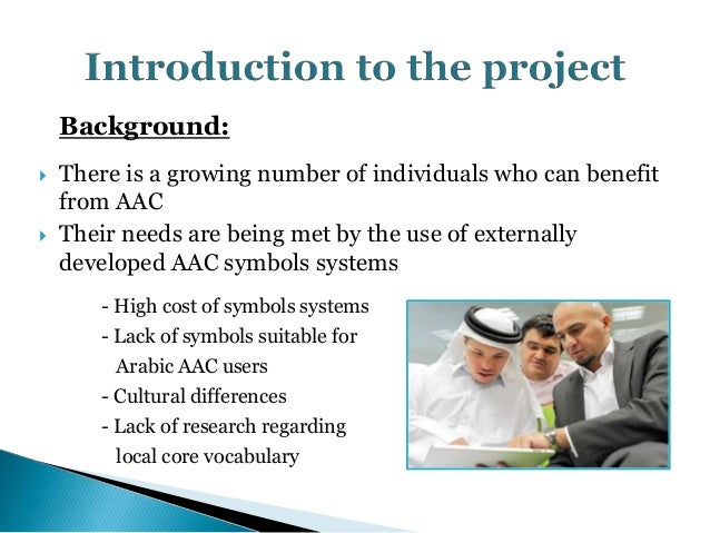 Presentation dictionary