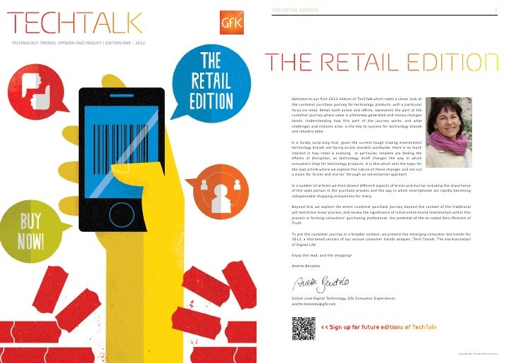 TechTalk                                                              the retail edition                                  ...