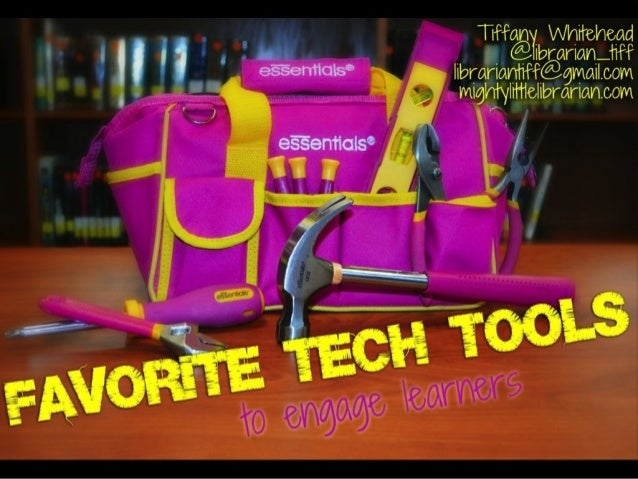 Favorite Tech Tools to Engage Learners
