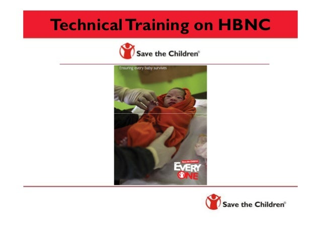 Tech Trg. HBNC_session I
