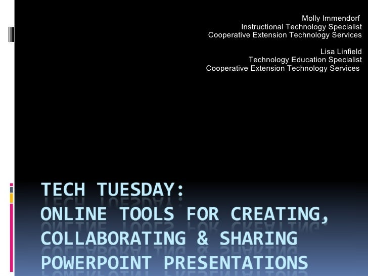 Tech tuesday april_2010__revised