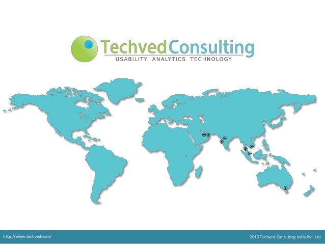 http://www.techved.com/  2013 Techved Consulting India Pvt. Ltd.