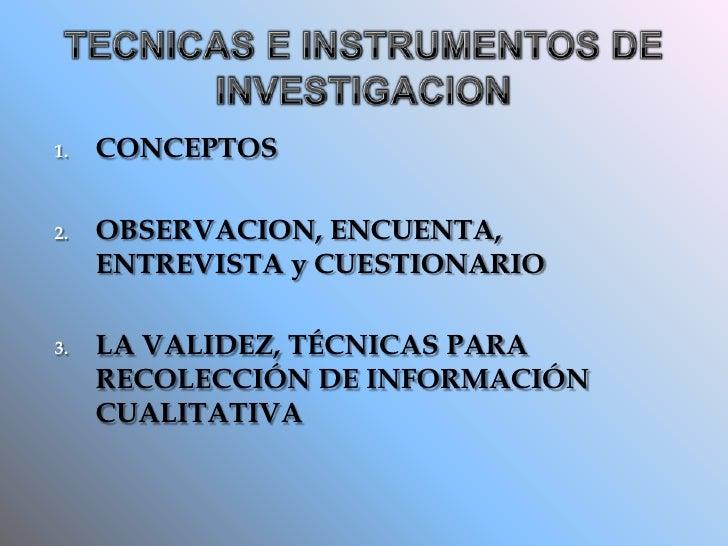 Tecnicas1