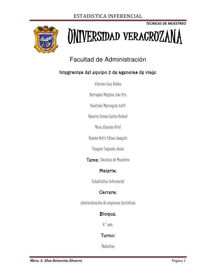 114300-28575<br />Facultad de Administración<br />Integrantes del equipo 2 de agencias de viaje:<br />Alarcón Coss Rubén<b...