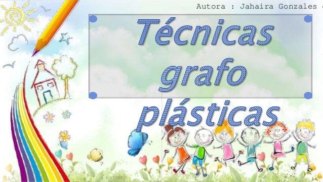 Tecnicas Del Grafico En Educacion Inicial | MEJOR CONJUNTO DE FRASES