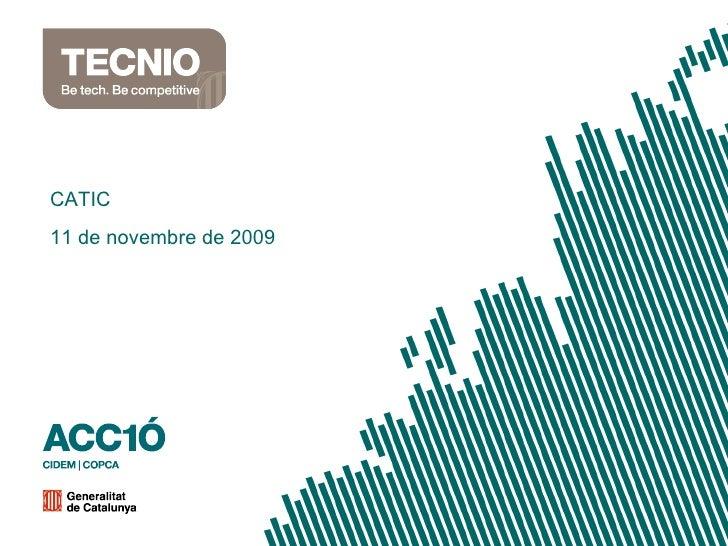 Oriol Alcoba - TECNIO
