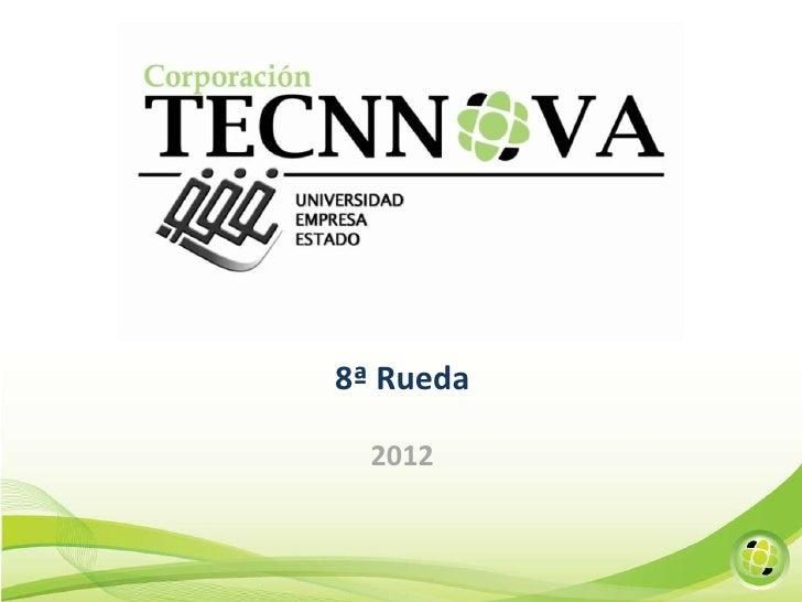 8ª Rueda  2012