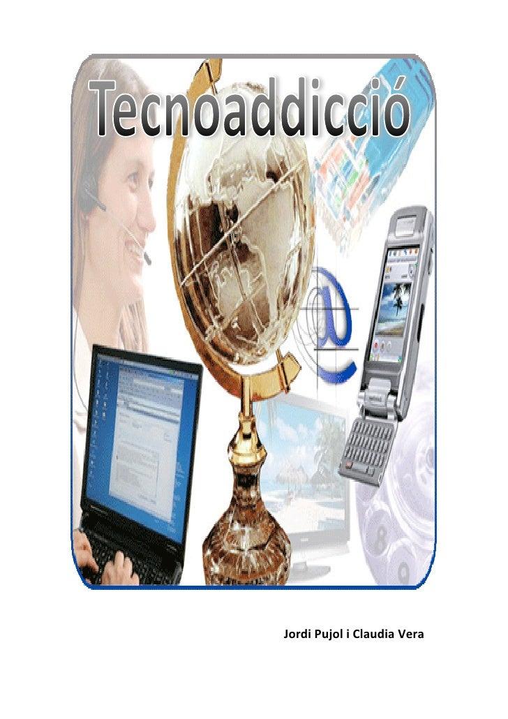 Tecnoaddicció