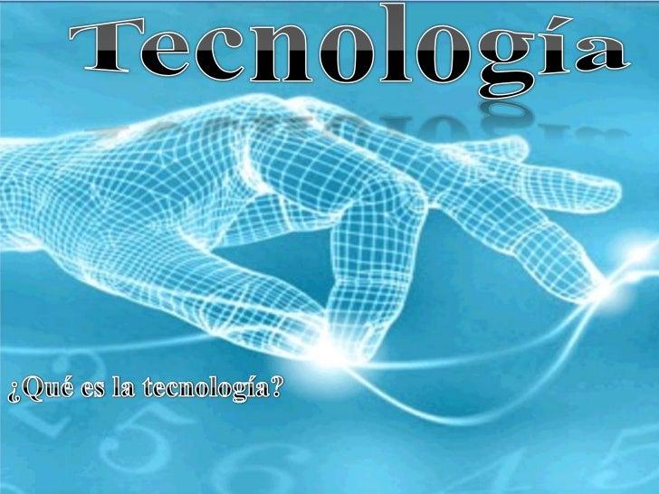 Origen de la                                     tecnologíaLa humanidad comienza a                      La tecnología form...