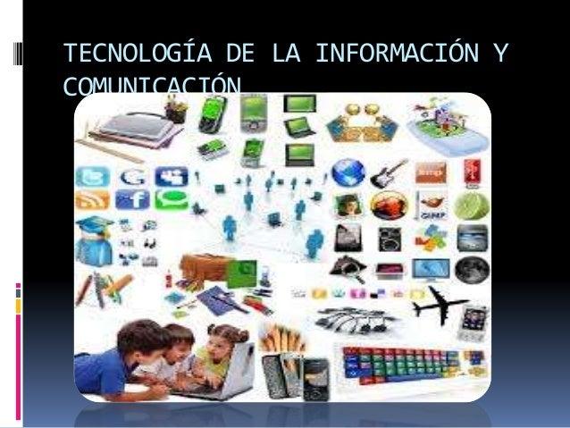 Tecnolog a de la informaci n y comunicaci n aplicada a la for Todo tecnologia