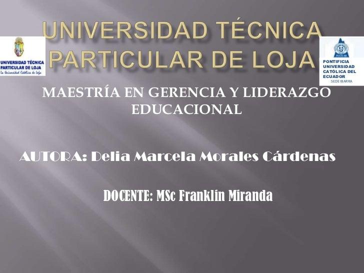 PONTIFICIA                                          UNIVERSIDAD                                          CATÓLICA DEL     ...