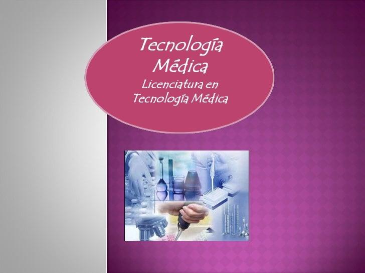 Tecnología médica