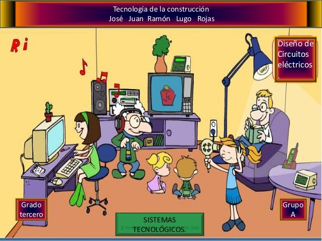 Tecnología de la construcción José Juan Ramón Lugo Rojas Grupo A Grado tercero Diseño de Circuitos eléctricos . SISTEMAS T...
