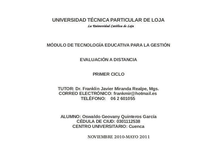 Tecnologia educativa act4