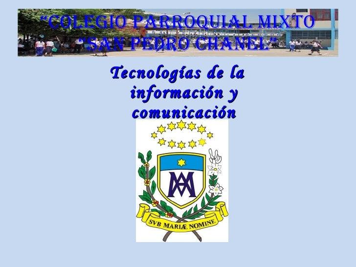 Tecnologias de la Información y Comunicaciones
