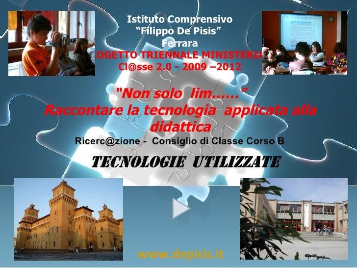 Tecnologie classe2.0