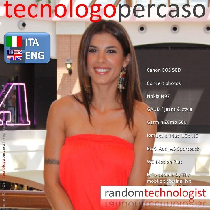 Tecnologopercaso - Random technologist 200907 08
