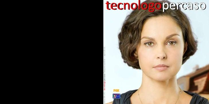 Tecnologopercaso Magazine APRIL 2012 bilingual Freepress