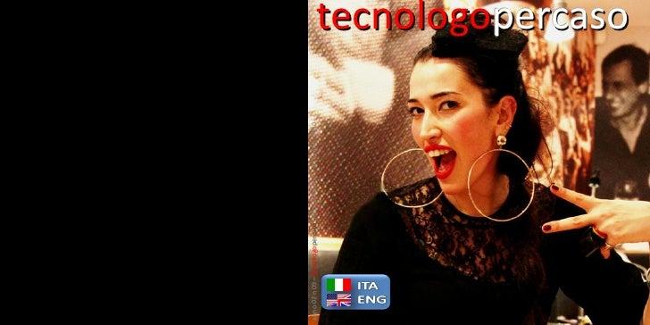 Tecnologopercaso magazine settembre 2010