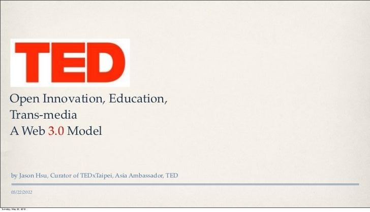 [網路星期二] TED影片分享