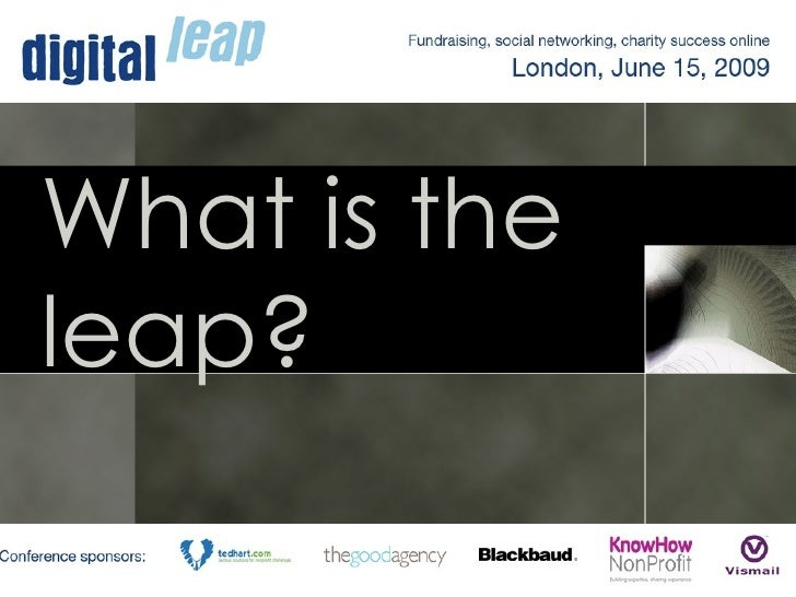 What is the leap?