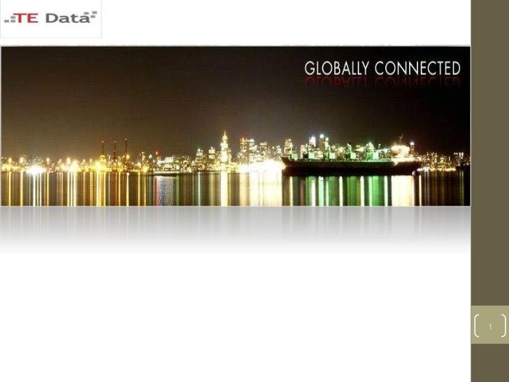 TE Data's Global Data Service