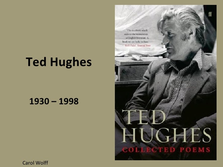 ted hughes pike essay