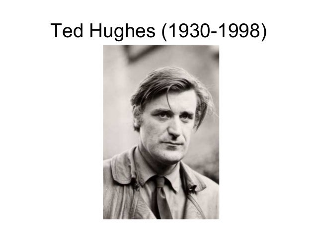 divergent viewpoints ted hughes The received wisdom is that sylvia plath killed herself after ted hughes left her for another woman but, as jonathan bate reveals, the story of her last letter.