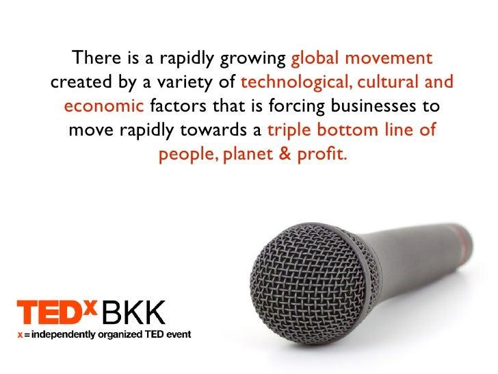 TEDXBKK Brooke Estin