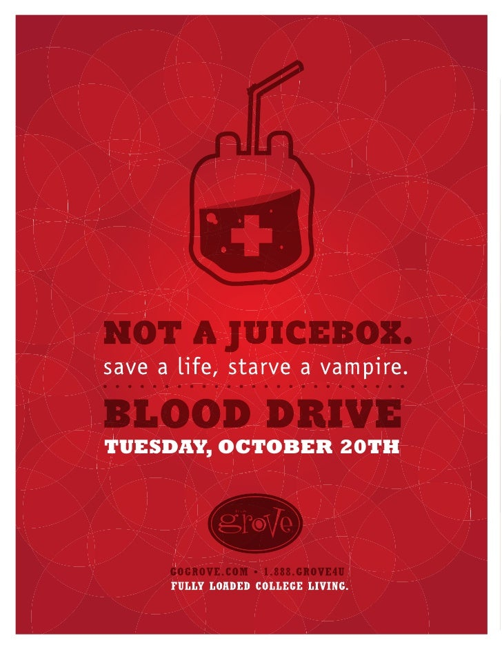 Ted Rollins - Save a Life, Starve a Vampire