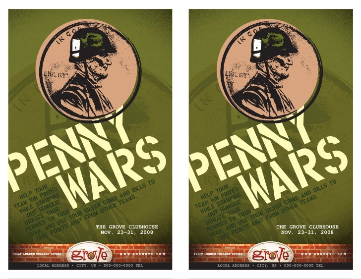 Ted Rollins - The Penny Wars