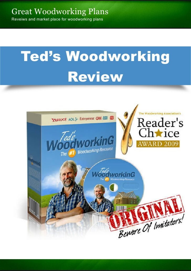 Teds woodworking-plans-review