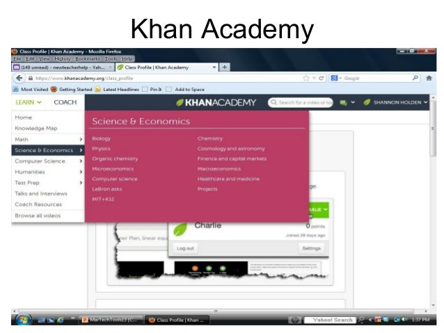 redesigning the khan academy teacher toolkit Identify a career path  if you enjoy designing and redesigning your personal space,  learning with khan academy brush up on your.