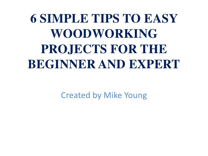 Unique Woodworking 101 Beginners Guide The Definitive Guide For