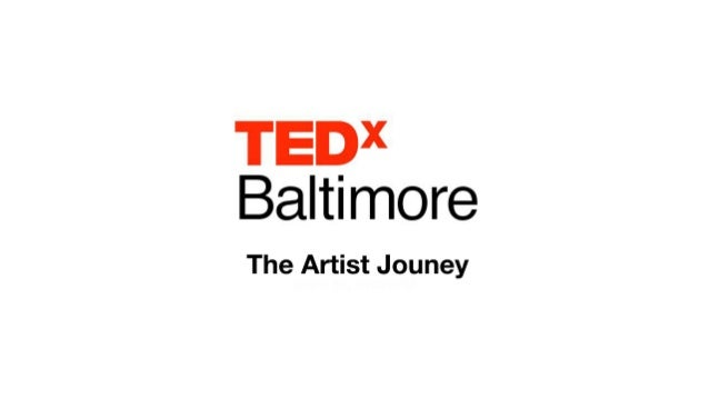 2013-09-30: Gel Jemlang - TEDxBaltimore Adventure