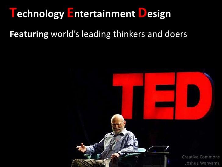 TEDxBeijing: Ideas Worth Spreading