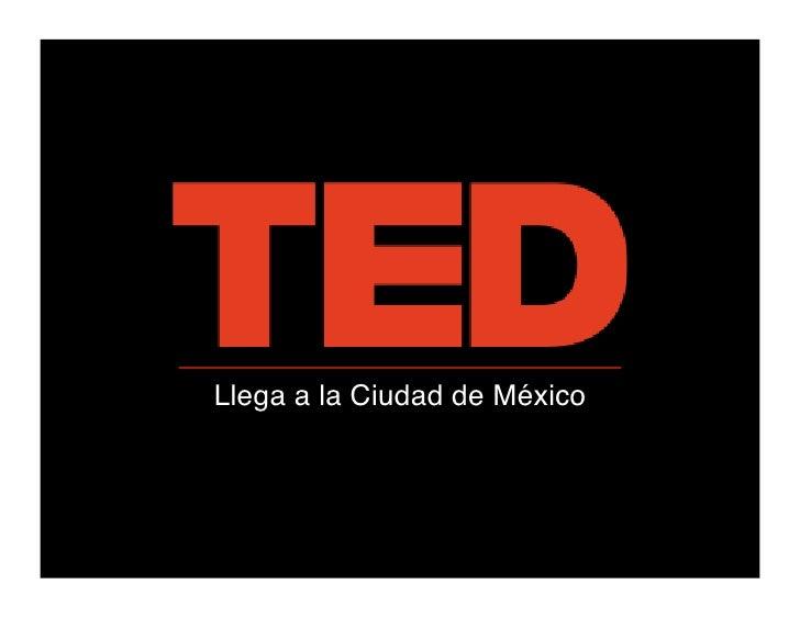 Llega a la Ciudad de México!